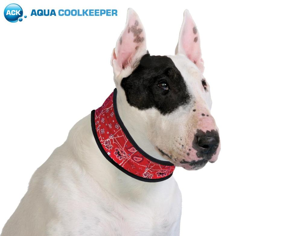Cooling collar Red Western